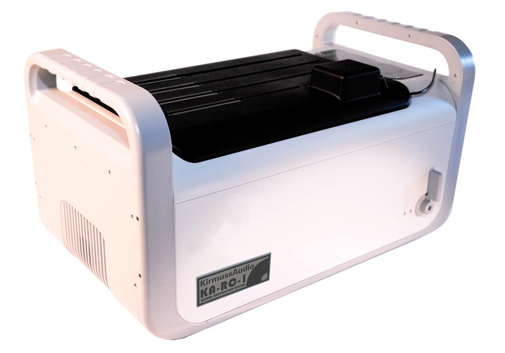 Kirmuss Audio - KA-RC-1(超音波式レコード洗浄機)《e》【メーカー直送商品(代引不可)・2〜4営業日でお届け可能です※メーカー休業日除く】