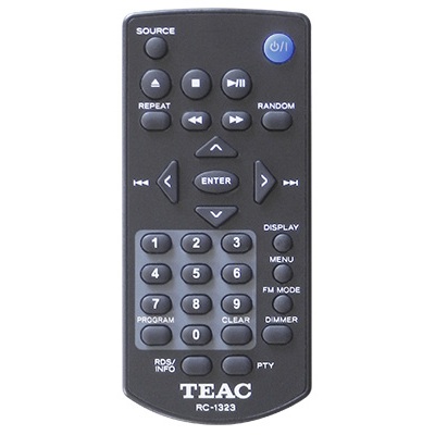 TEAC - PD-301/ブラック(CDプレーヤー)《e》【在庫有り即納】