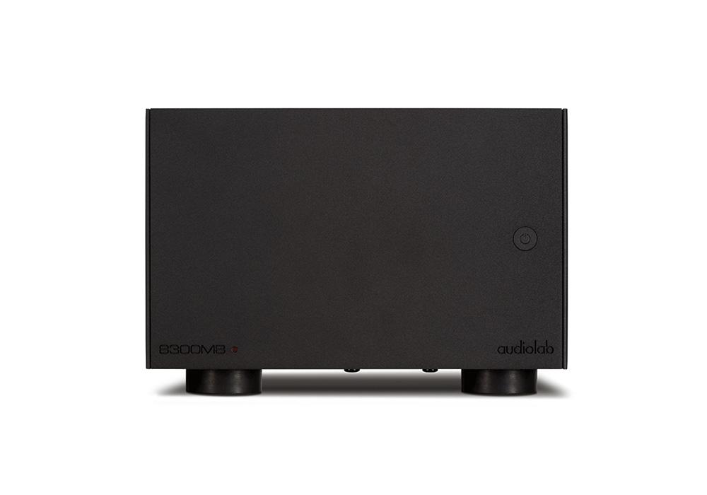 audiolab - 8300MB/ブラック(モノラルパワーアンプ・1台)《e》【在庫有り即納】