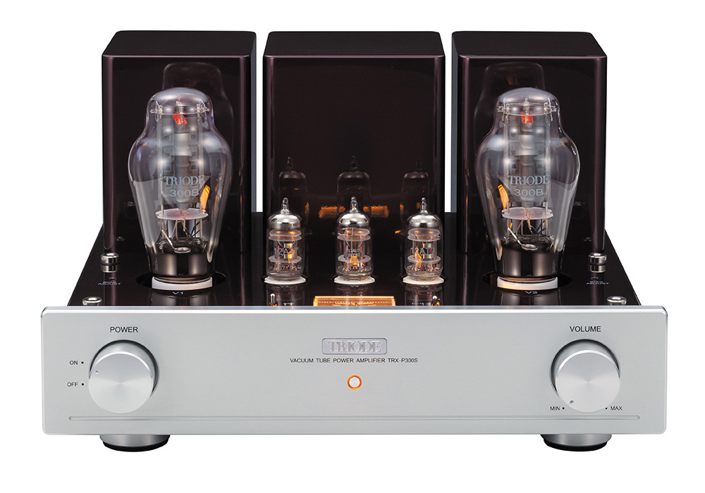 TRIODE - TRX-P300S(真空管ステレオパワーアンプ)《e》【在庫有り即納】