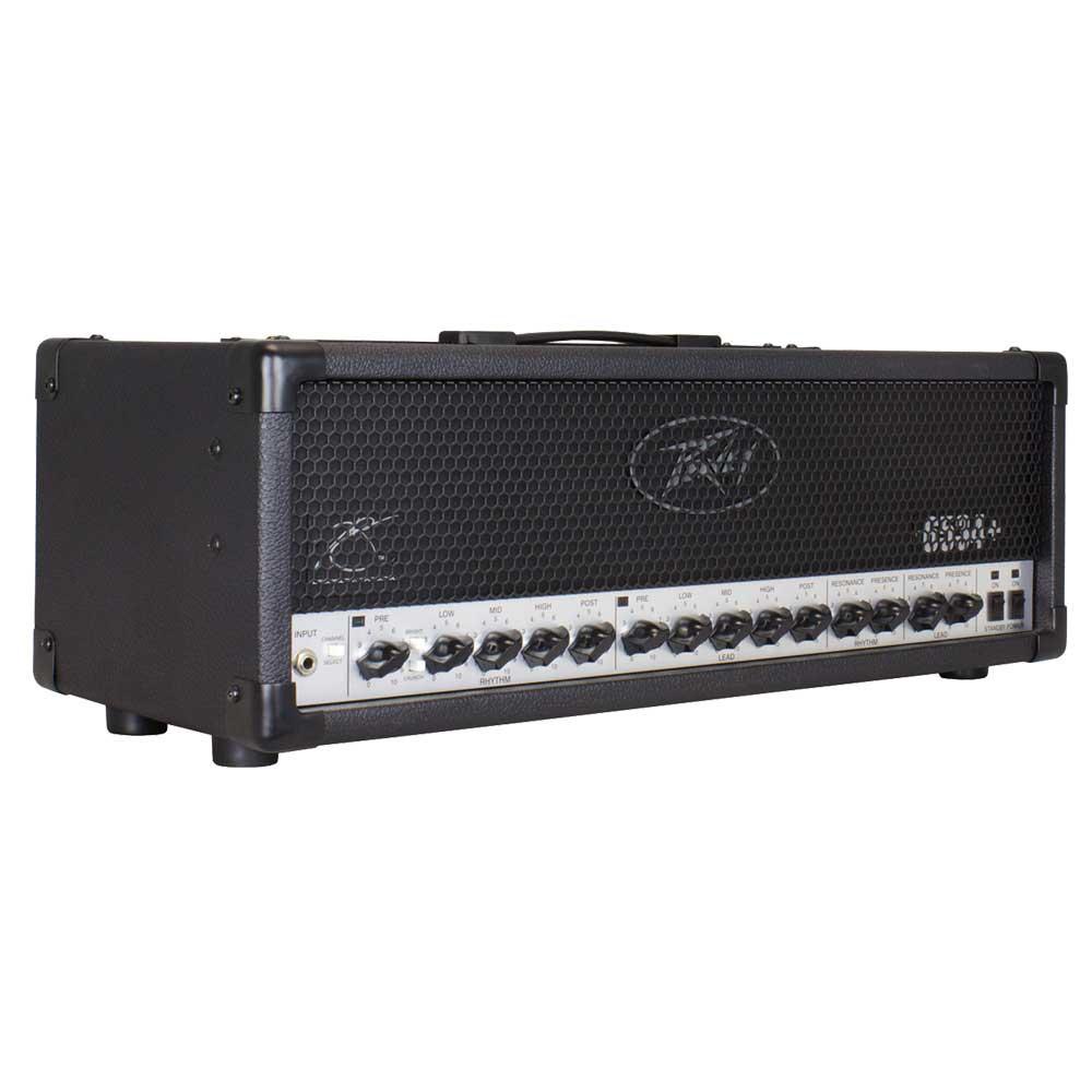 Peavey - 6534+ Head 120W(アウトレット品)(ギターアンプヘッド)《e》【メーカー直送品・1〜2営業日でお届け可能です※メーカー休業日除く】