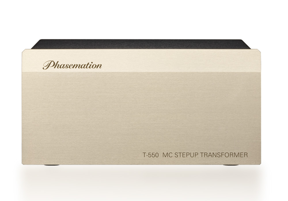 Phasemation - T-550(MC昇圧トランス)《e》【在庫有り即納】