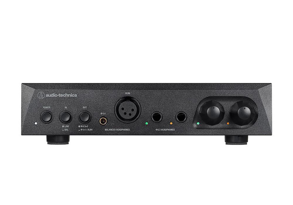 audio-technica - AT-BHA100(真空管ハイブリッド・ヘッドホンアンプ)《e》【次回納期未定・ご予約受付中】