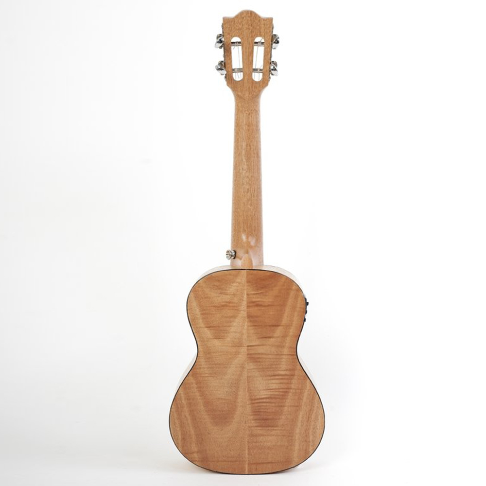 Bamboo Ukulele - Fairy コンサートウクレレ BU-23RUKQ(チューナ付きピックアップ・ソフトケース付属)《e》【メーカー直送品・1〜2営業日でお届け可能です※メーカー休業日除く】