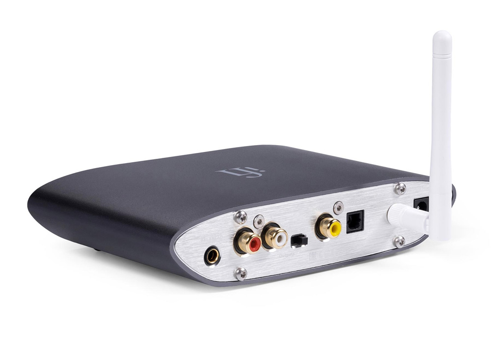 iFi-audio - ZEN Blue 正規輸入品(DAC・DDC内蔵Bluetoothレシーバー)【aptX Adaptive,aptX LL対応新仕様】《e》【在庫有り即納】