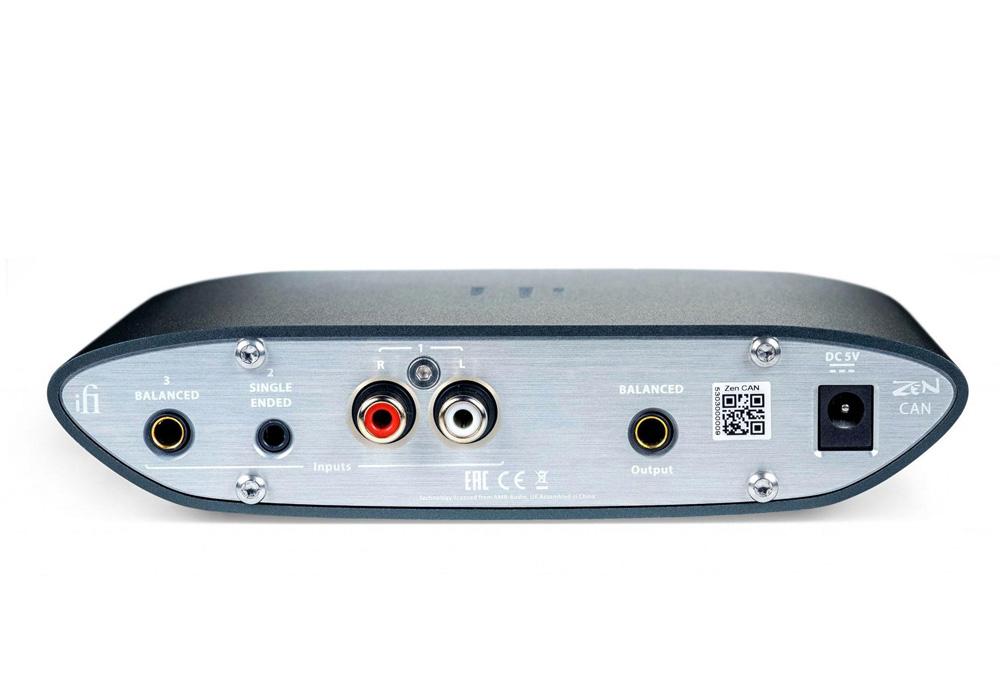 iFi-audio - ZEN CAN(ヘッドフォンアンプ)《e》【在庫有り即納】