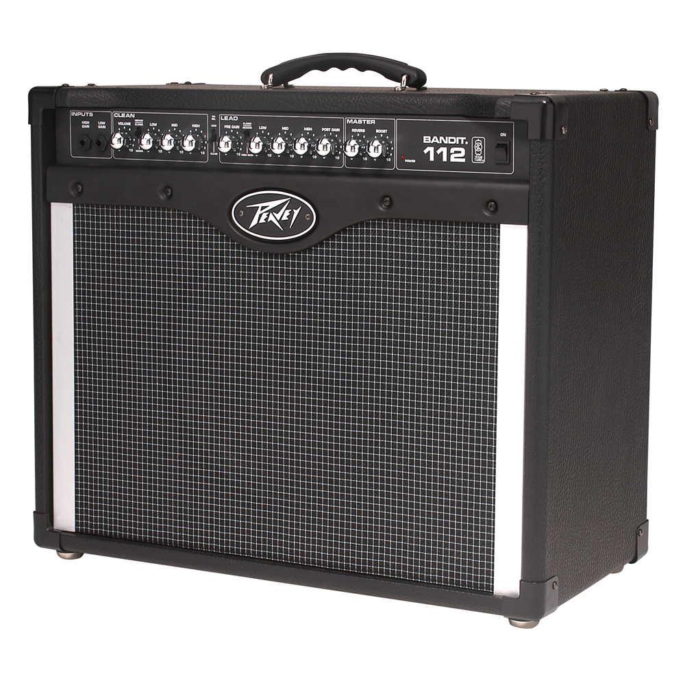 Peavey - Bandit 112 80W(アウトレット品)(ギターコンボアンプ)《e》【メーカー直送品・1〜2営業日でお届け可能です※メーカー休業日除く】