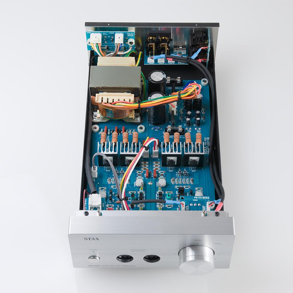 STAX - SRM-400S(半導体方式・ドライバーユニット)《e》【在庫有り即納】