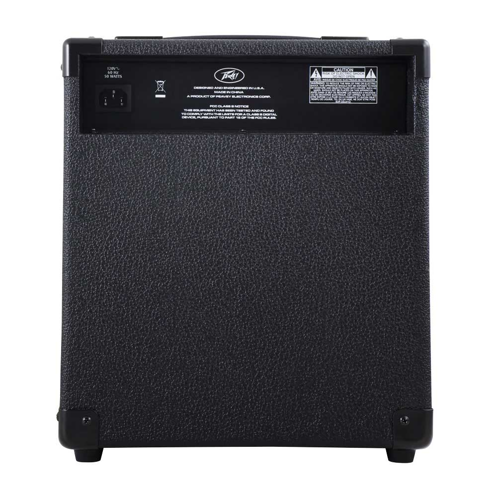 Peavey - MAX 158 20W(アウトレット品)(ベースコンボアンプ)《e》【メーカー直送品・1〜2営業日でお届け可能です※メーカー休業日除く】
