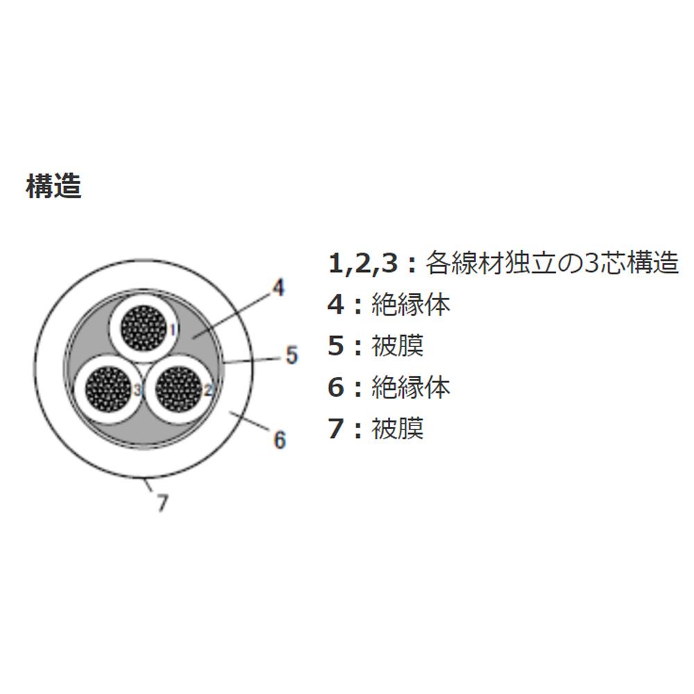 TAD - PC0120/1.8m(電源ケーブル)《e》【在庫有り即納】