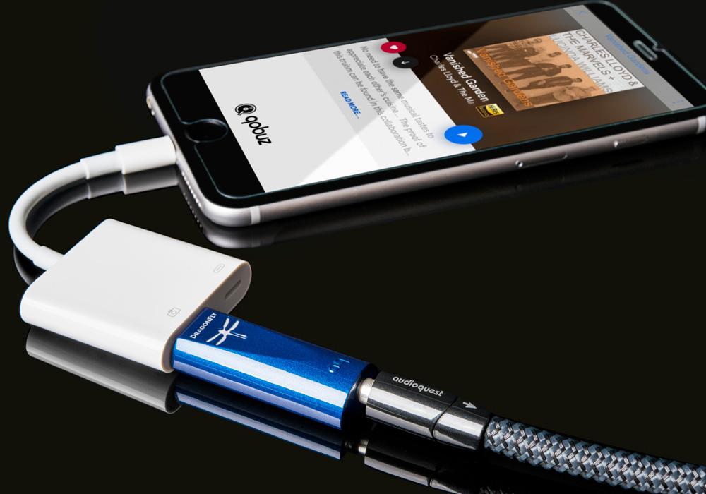 audioquest - DragonFly Cobalt(DRAGONFLY/C・USB/DAC・ヘッドホンアンプ)《e》【在庫有り即納】