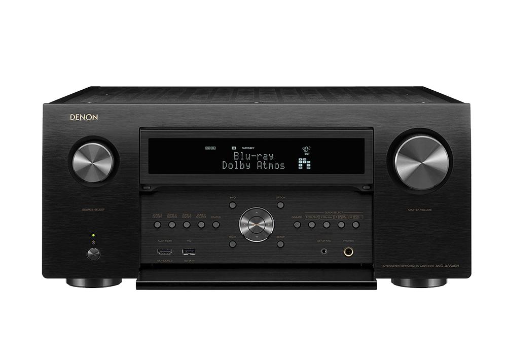 DENON - AVC-X8500HA/ブラック(13.2ch対応AVアンプ)《e》【在庫有り即納】