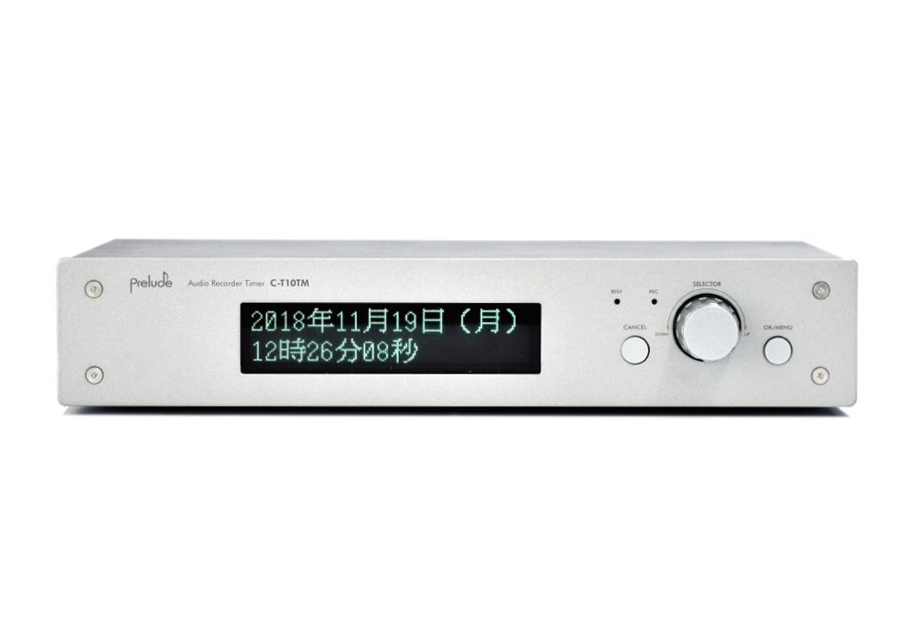 Prelude - C-T10TM(MUSICBIRD/ミュージックバードチューナー対応タイムシフトコントローラー)《e》【次回納期未定・ご予約受付中】