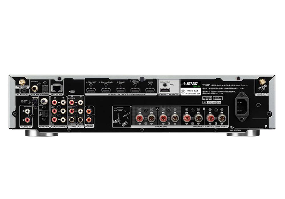 AIRBOW - NR1200 Special(ステレオ2ch・AVアンプ)《e》