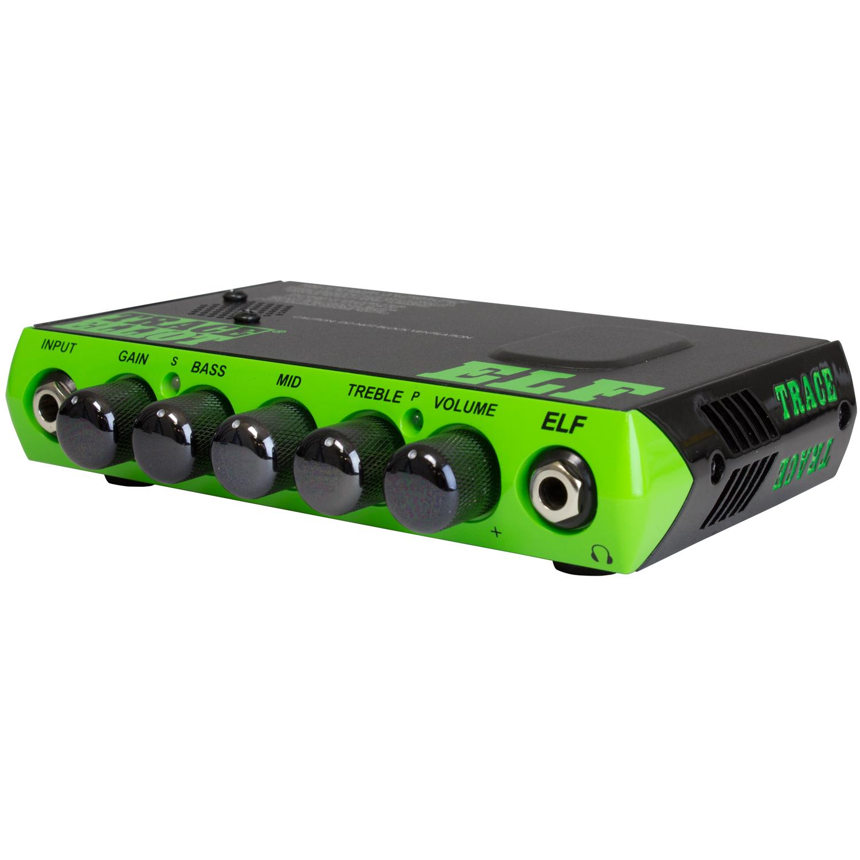 Trace Elliot - ELF 200W(ベースアンプヘッド)《e》【メーカー直送品・1〜2営業日でお届け可能です※メーカー休業日除く】