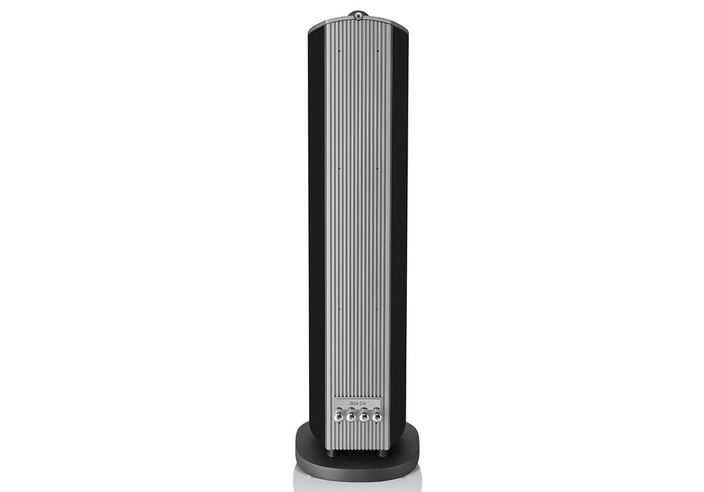 B&W - 804D4(グロスブラック)(フロアスタンドスピーカー・1本){大型DM}《e》【9月下旬発売予定・ご予約受付中】