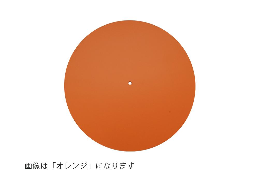 FUNKFIRM(ファンクファーム) - ACHROMAT-II-BK/5mm(ブラック)(ターンテーブルマット)《e》【完売】