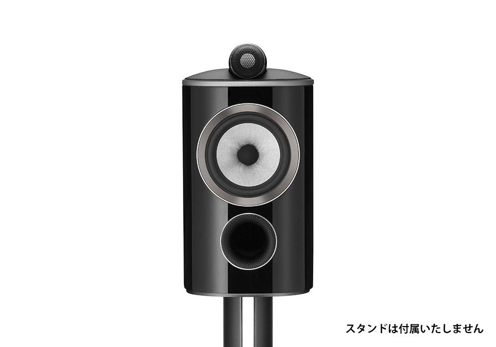 B&W - 805D4(グロスブラック)(ブックシェルフスピーカー・1本)《e》【9月下旬発売予定・ご予約受付中】