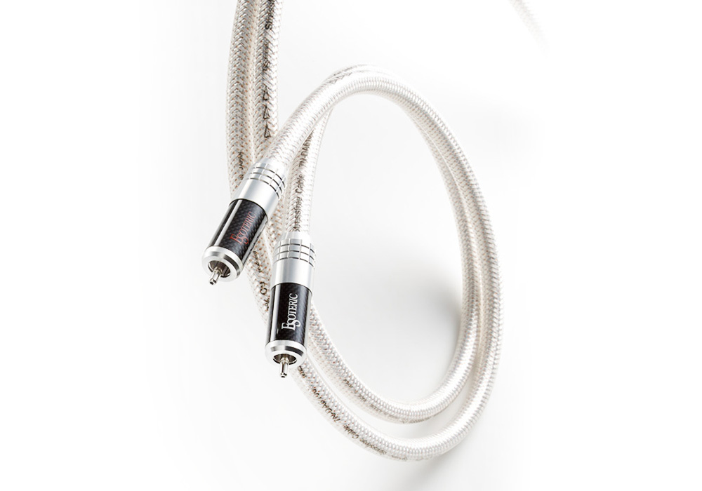 ESOTERIC - 7N-DA6100� MEXCEL RCA/1.0m(同軸デジタルケーブル・RCA端子・2本)《e》【メーカー取寄商品・納期を確認後、ご連絡いたします】