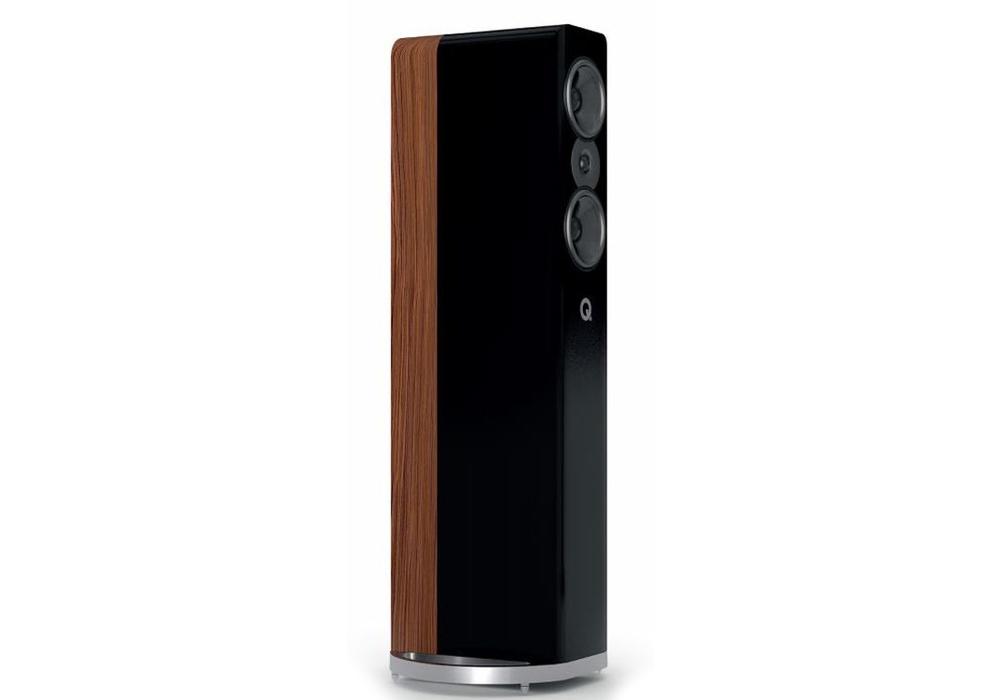 Q-Acoustics - Concept 500/ブラック・ローズウッド(ペア)《e》【メーカー直送(代引不可)】【受注生産品・納期2ヶ月程かかります】