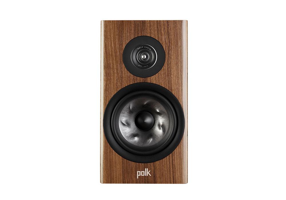 Polk Audio - R200/BRN(ブラウン・ブックシェルフスピーカー・ペア)《e》【在庫有り即納】