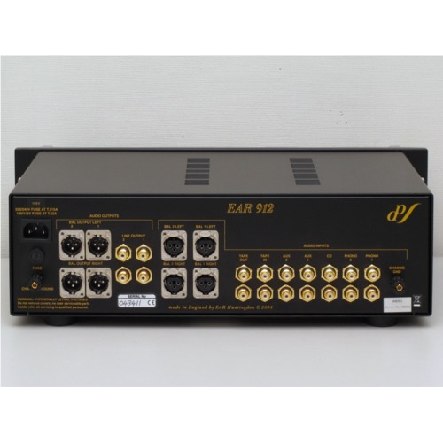 EAR - 912/シルバー(プリアンプ)《e》【受注生産品・納期を確認後、ご連絡します(代引・カード決済不可)】