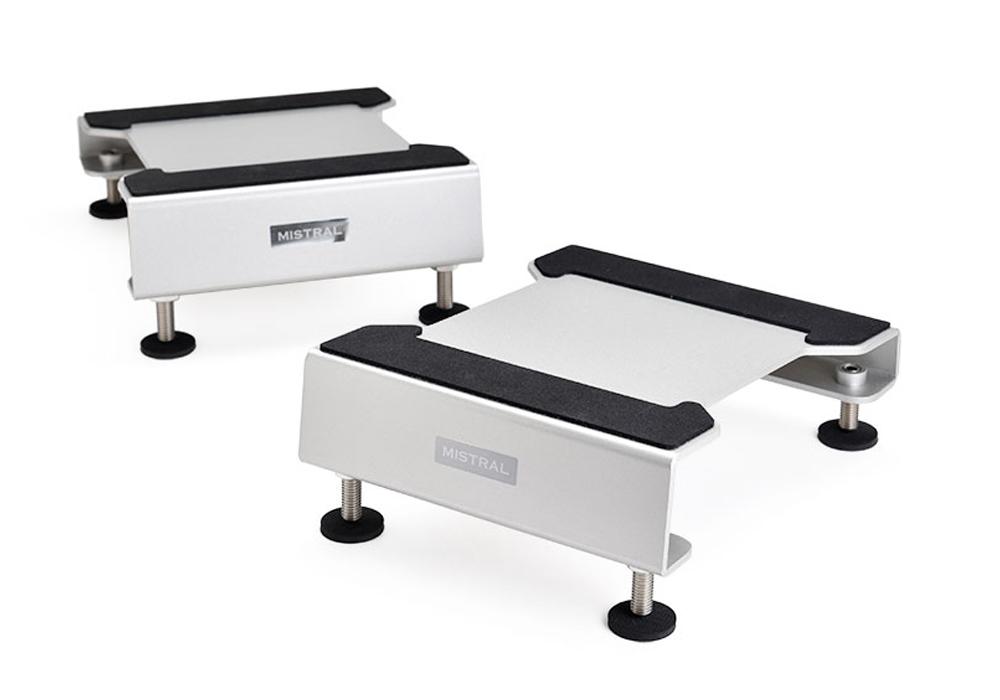 MISTRAL(ミストラル) - DSS1620S/2台セット(デスクトップ・スピーカー・スタンド)《e》【メーカー取寄商品・納期を確認後、ご連絡いたします】