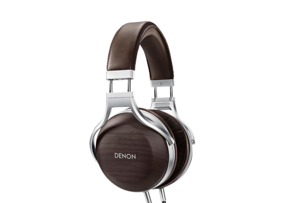 DENON - AH-D5200(密閉型ヘッドホン)《e》【在庫有り即納】
