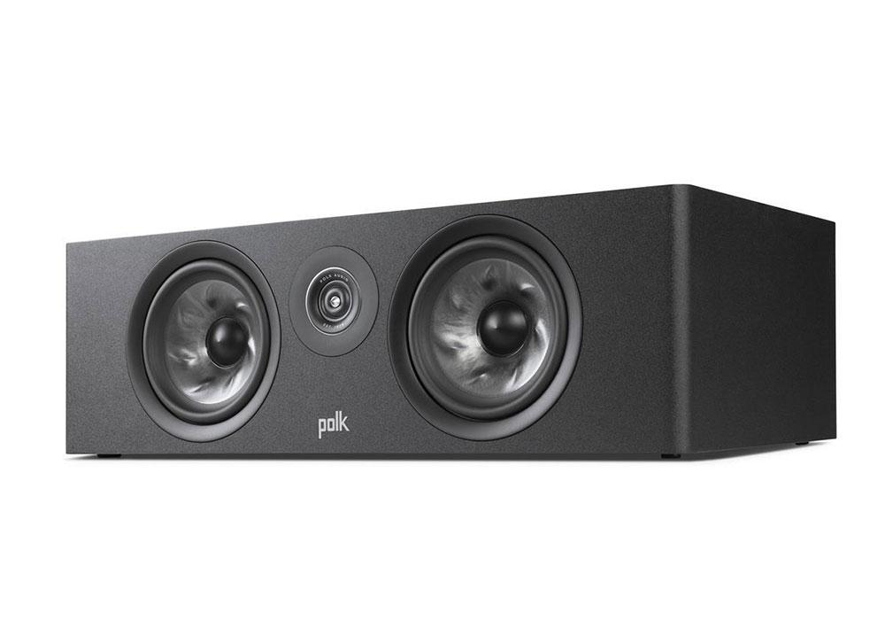 Polk Audio - R400/BLK(ブラック・センタースピーカー・1本)《e》【メーカー取寄商品・3〜5営業日前後でお届け可能です※メーカー休業日除く】