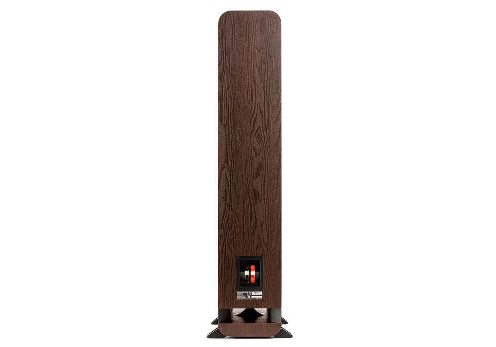 Polk Audio - ES60/BRN(ブラウン・フロアスタンディングスピーカー・1本){大型DM}《e》【在庫有り・3〜7営業日でお届け可能※北海道沖縄10営業日前後(代引不可)】