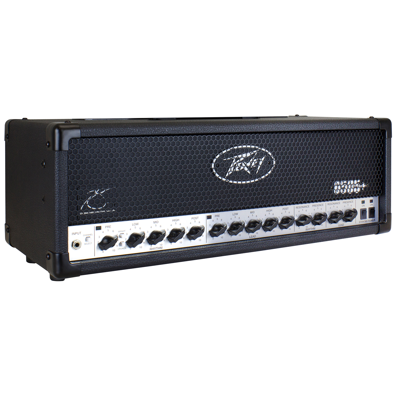Peavey - 6505+ Head 120W(ギターアンプヘッド)《e》【次回納期未定・ご予約受付一時見合わせ中】