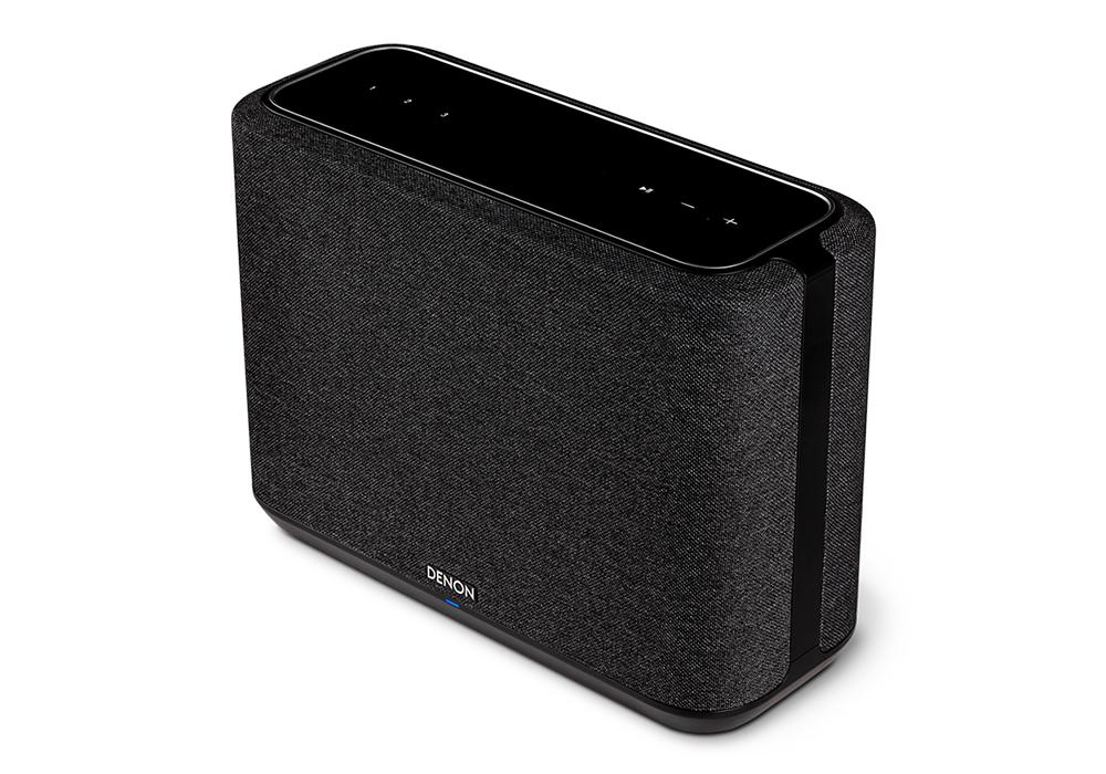 DENON - HOME 250/ブラック(DENONHOME250K)(アンプ内蔵・高音質ステレオネットワークスピーカー)《e》【在庫有り即納】