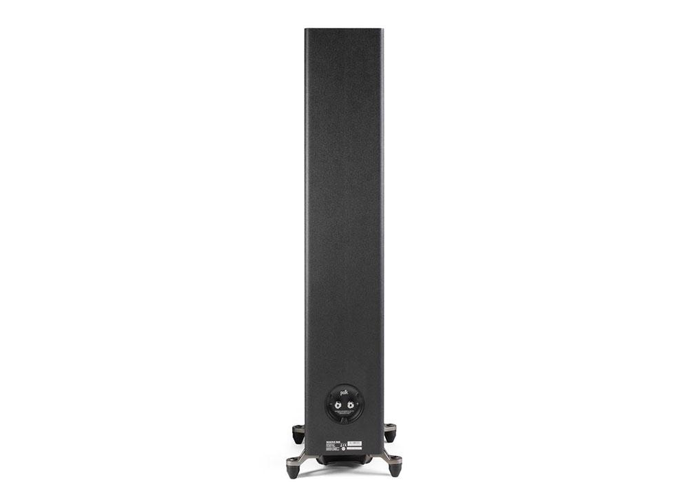 Polk Audio - R600/BLK(ブラック・フロアスタンディングスピーカー・1本){大型DM}《e》【在庫有り・3〜7営業日でお届け可能※北海道沖縄10営業日前後(代引不可)】