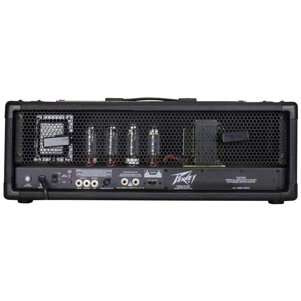 Peavey - 6534+ Head 120W(ギターアンプヘッド)《e》【メーカー直送品・1〜2営業日でお届け可能です※メーカー休業日除く】