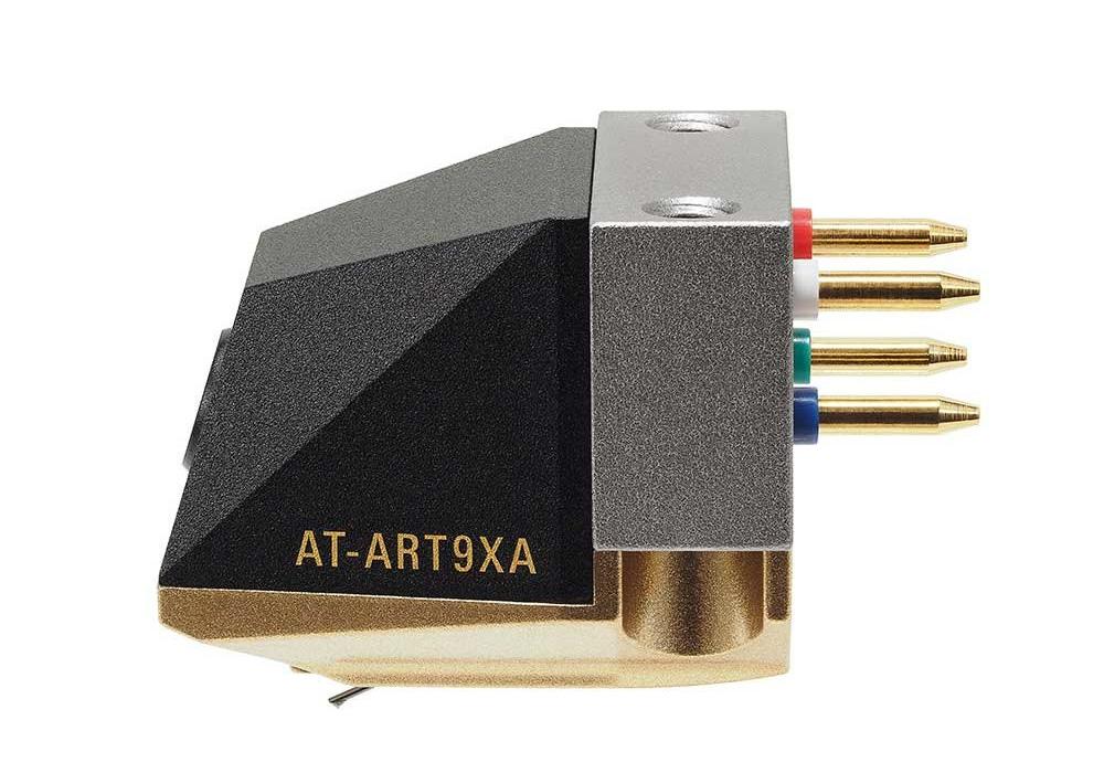 audio-technica - AT-ART9XA(MC型ステレオカートリッジ・空芯タイプ・シバタ針搭載)《e》【メーカー直送品(代引不可)・2〜4営業日でお届け可能です※メーカー休業日除く】