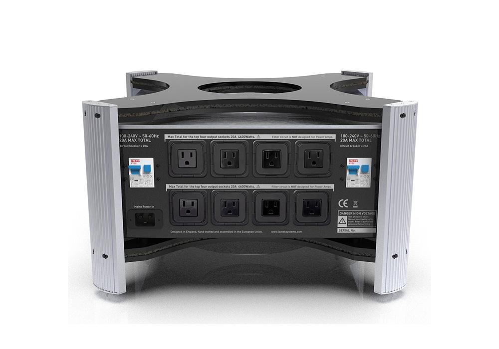 IsoTek - EVO3 SUPER NOVA(クリーン電源)《e》【2021年3月31日まで IsoTek 対象商品ご購入でアップグレード電源ケーブルプレゼントキャンペーン実施中】【受注生産品・納期を確認後、ご連絡します(代引不可)】