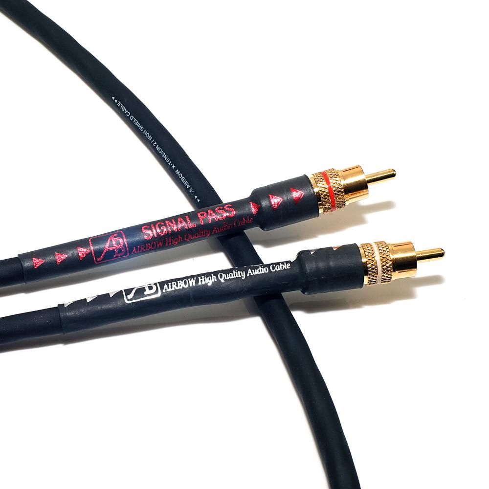 AIRBOW - MSU-X-TENSION2-095/0.95m(RCA・ペア)《e》