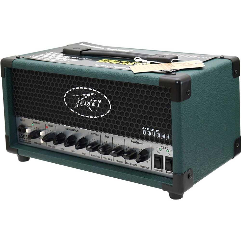 Peavey - 6505 MH Japan Edition 20W(ギターアンプミニヘッド)《e》【メーカー直送品・1〜2営業日でお届け可能です※メーカー休業日除く】