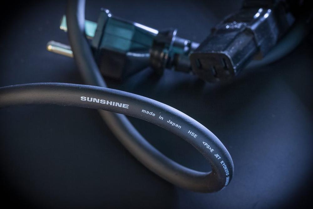 SUNSHINE - SAC REFERENCE1.8(電源ケーブル・1.8m)《e》【在庫有り即納】