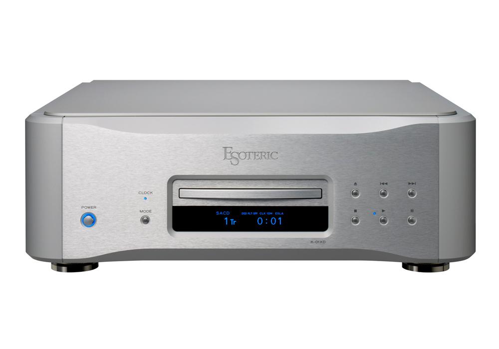 ESOTERIC - K-01XD(SACD/CDプレーヤー)《e》【在庫有り即納】