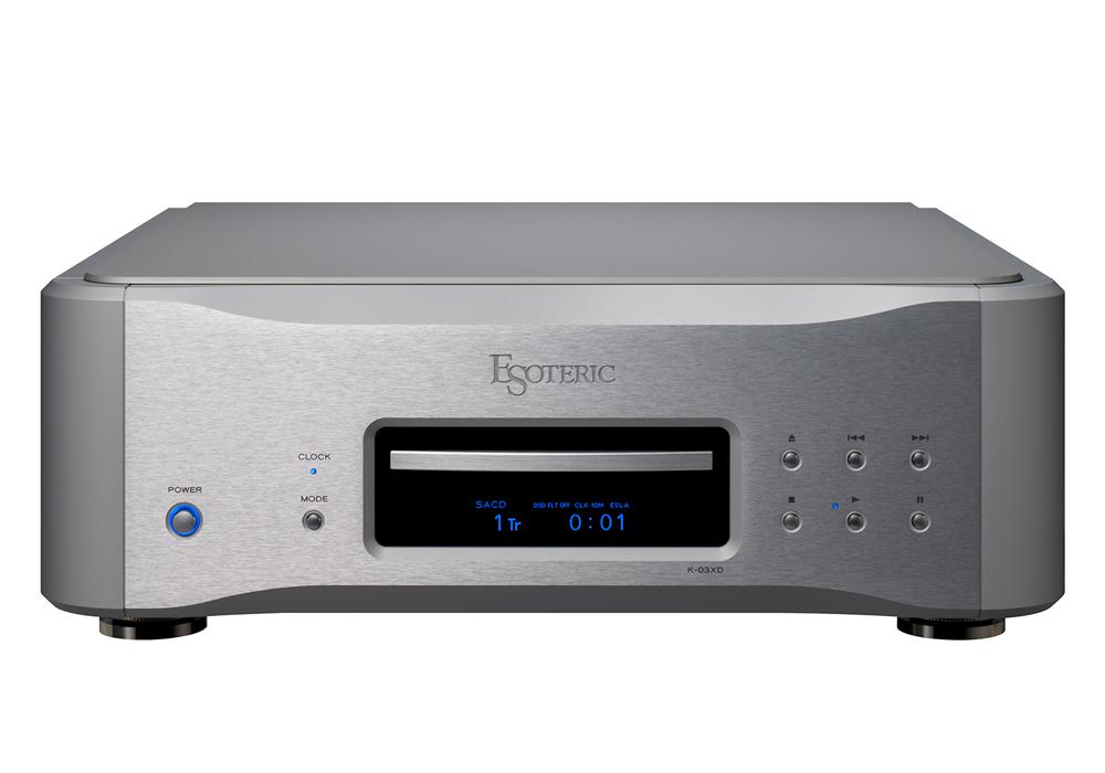 ESOTERIC - K-03XD(SACD/CDプレーヤー)《e》【在庫有り即納】