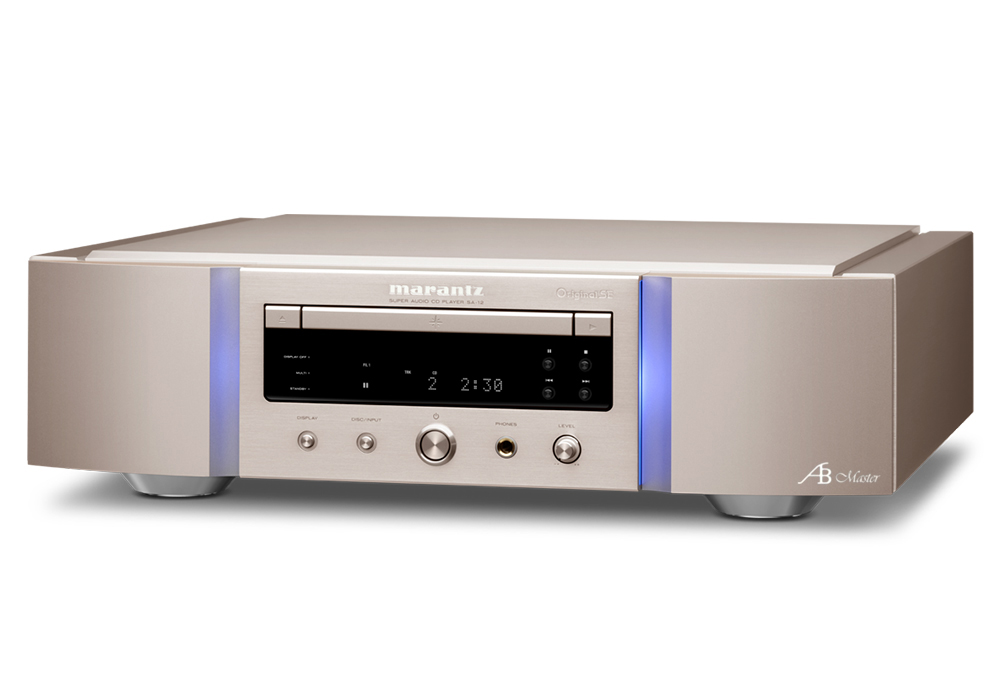 AIRBOW - SA12OSE Master(SACD/CDプレーヤー)【2021年9月30日まで marantz 12OSEシリーズご購入でaudioquest ケーブルプレゼントキャンペーン実施中】《e》