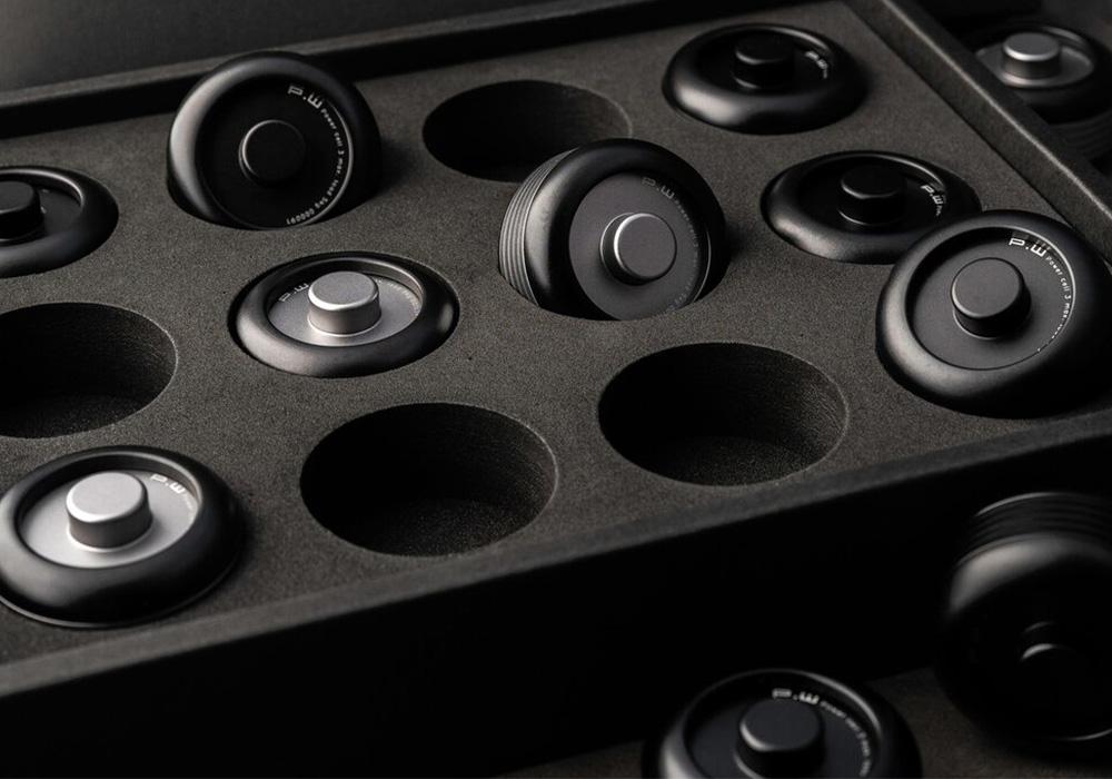 MOOF(モーフ) - POWERCELL(8個組・スピーカー用インシュレーター)《e》【在庫有り即納】