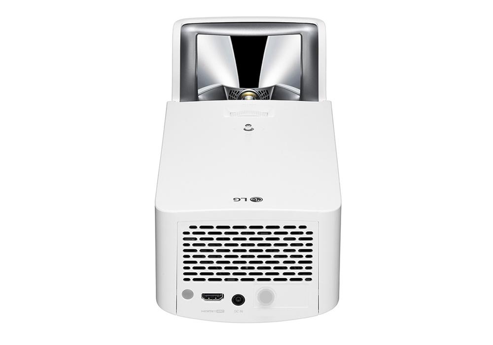 LG - HF65LS(CineBeam HF65LS)(フルHD・DLP方式・LED光源・輝度1,000ルーメン・超短焦点プロジェクター)《e》【メーカー取寄商品・5〜7営業日前後でお届け可能です※メーカー休業日除く】