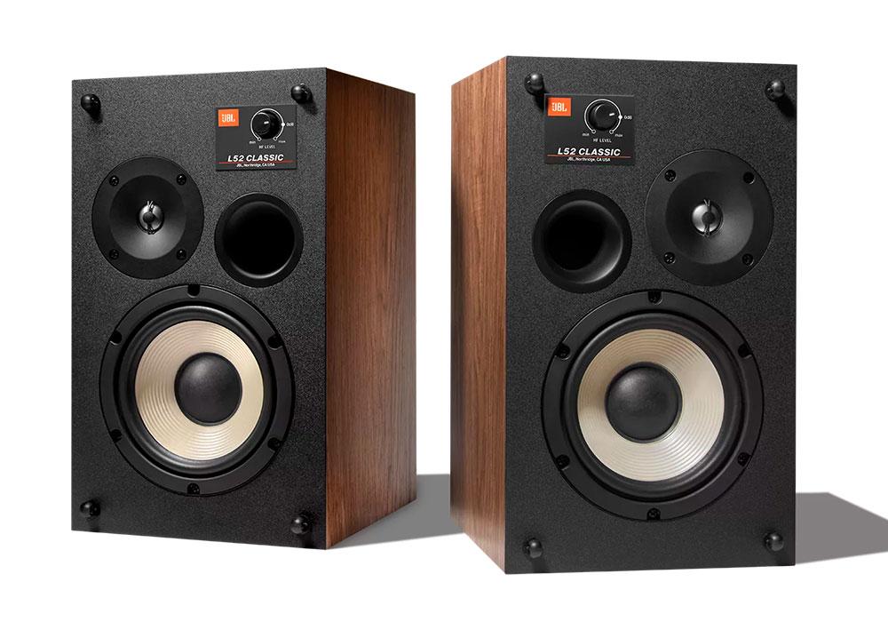JBL - L52 Classic/ブラック(ブックシェルフスピーカー・ペア)《e》【11月下旬発売予定・ご予約受付中】