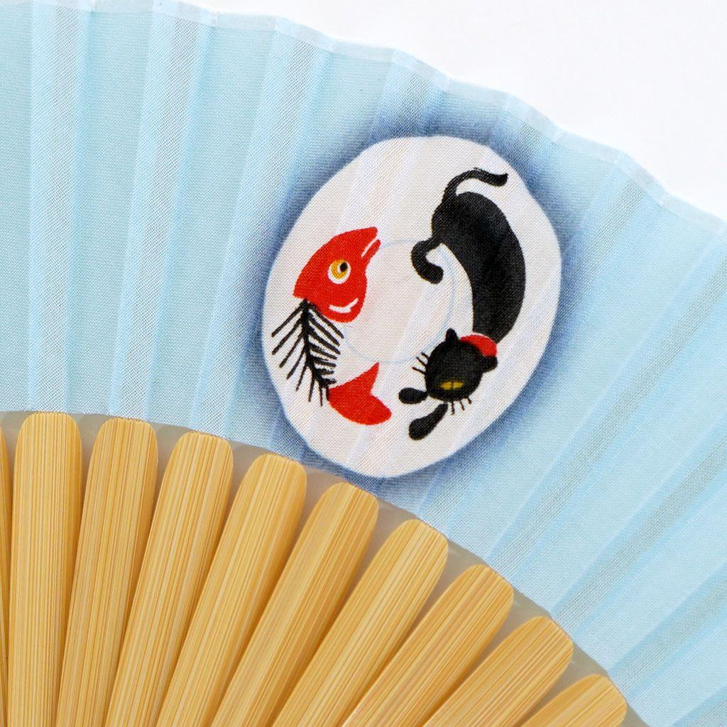 手拭扇子 「MINI ITADAKI」(化粧箱付)