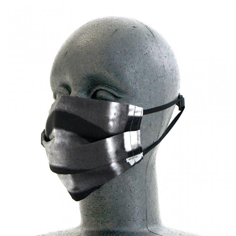 手ぬぐいマスク(二層) 「甍」