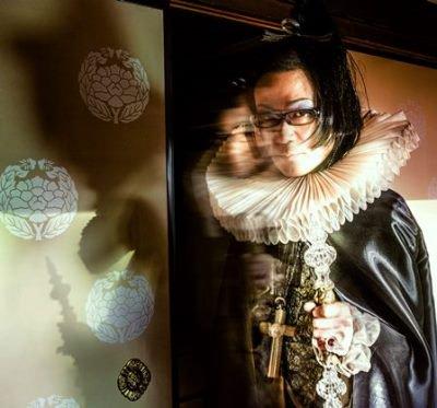 図録 「14世・細辻伊兵衛てぬぐいアート てぬぐいメタモルフォーゼ」