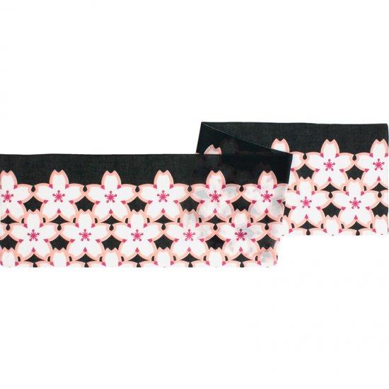 ガーゼ180㎝ 「帯桜」(ピンク)