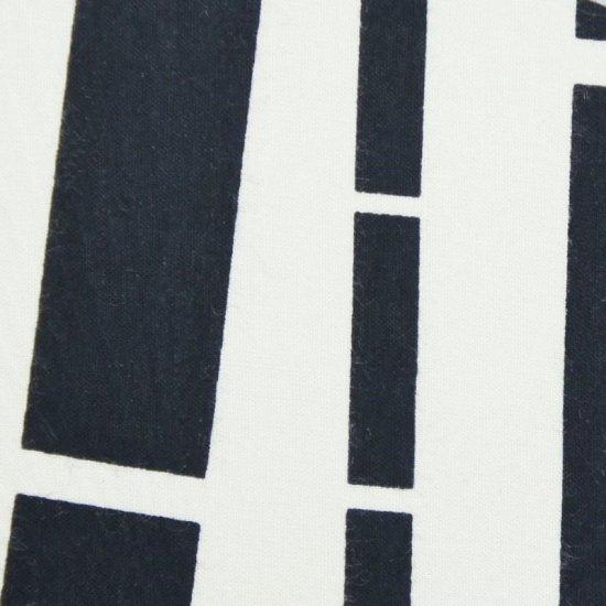 豆うちわ 並型 「竹」(ブラック)